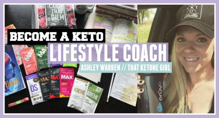 Become A Pruvit Promoter & Keto Lifestyle Coach