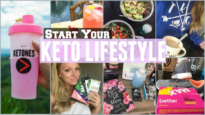 start your keto lifestyle