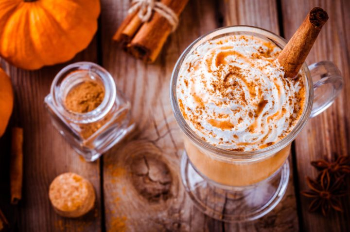 You have to try this NEW Pumpkin Spice Keto//Kreme Before It's Gone!